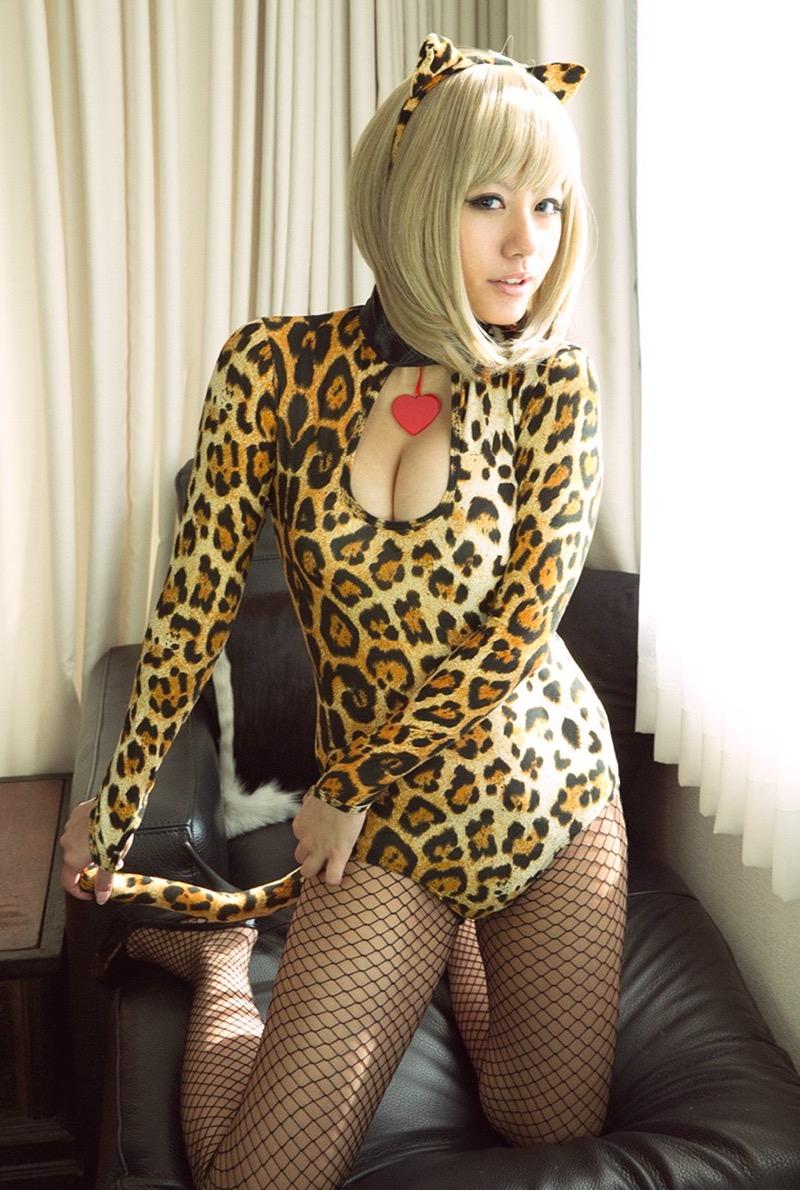 【ヴァネッサ・パンのエロ画像】セクシーでエロ可愛いコスプレがめちゃシコリティ高い台湾美女 37