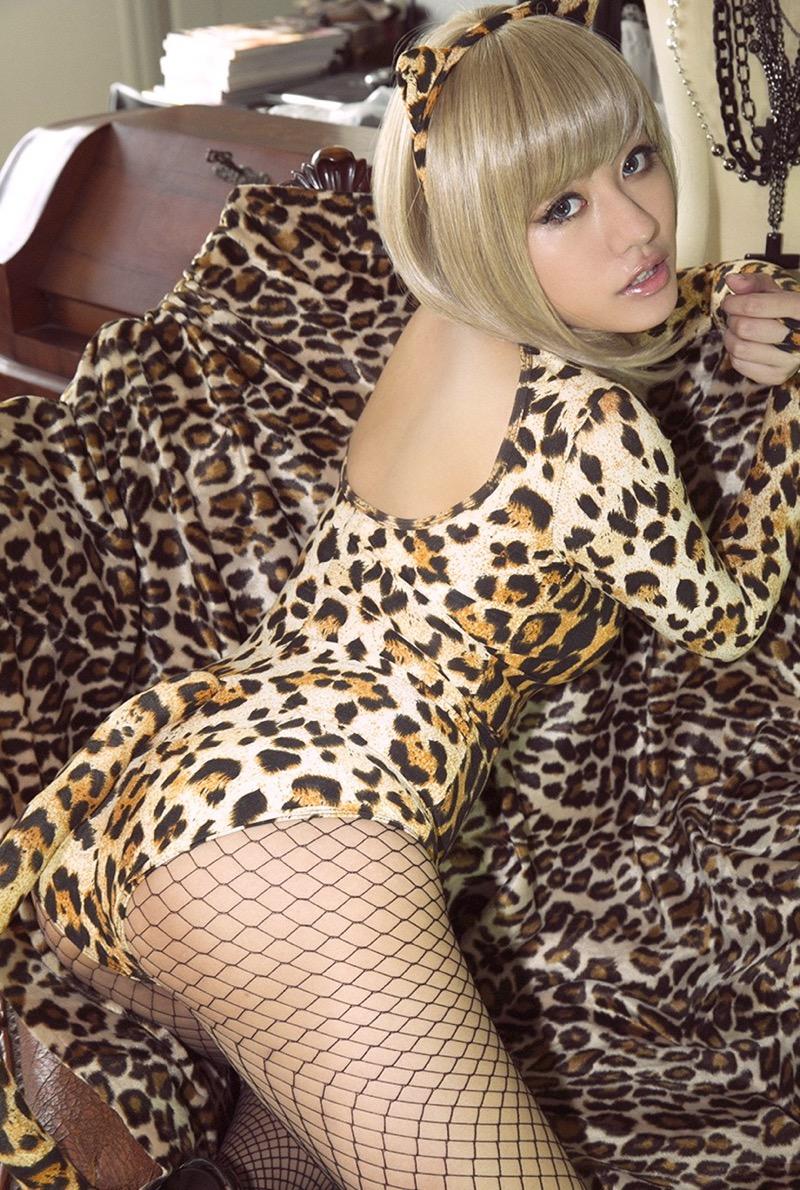 【ヴァネッサ・パンのエロ画像】セクシーでエロ可愛いコスプレがめちゃシコリティ高い台湾美女 39