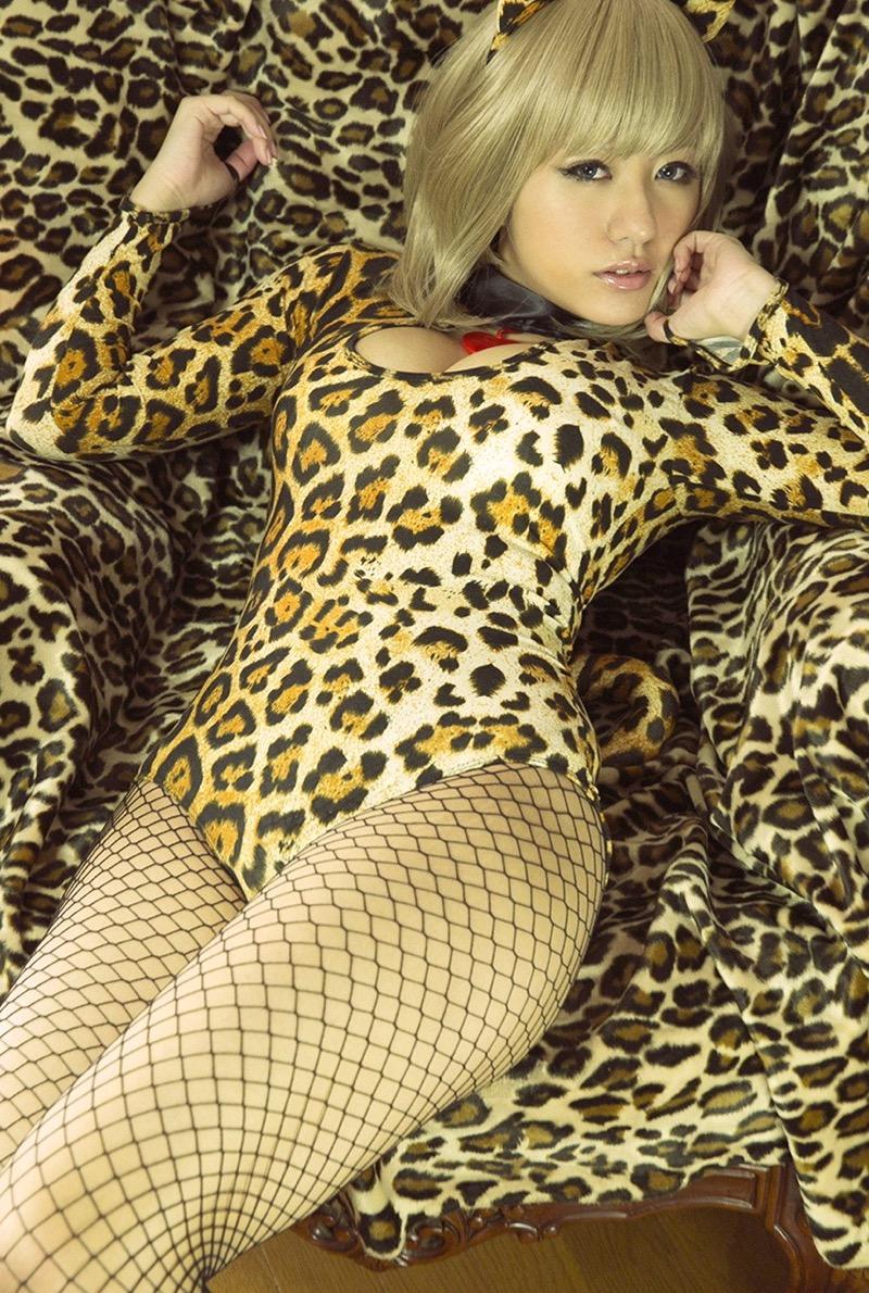 【ヴァネッサ・パンのエロ画像】セクシーでエロ可愛いコスプレがめちゃシコリティ高い台湾美女 43
