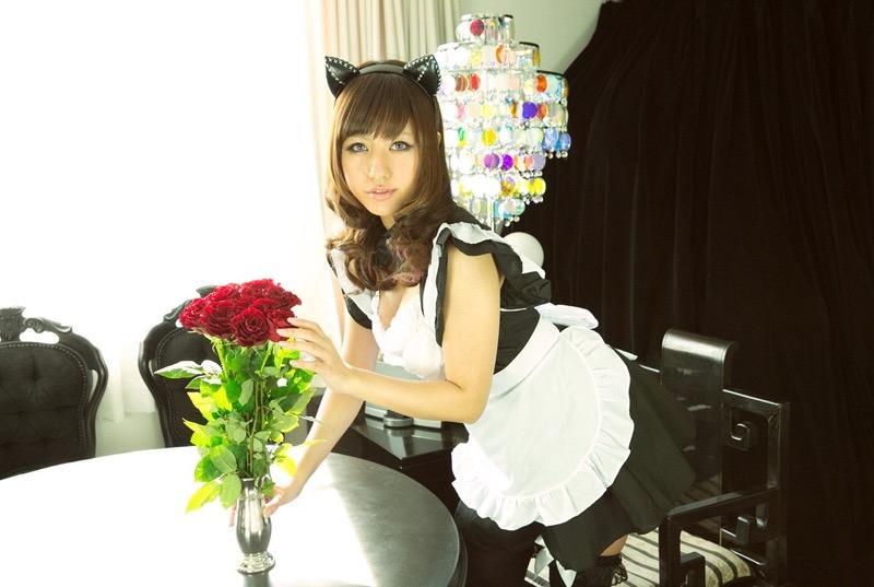 【ヴァネッサ・パンのエロ画像】セクシーでエロ可愛いコスプレがめちゃシコリティ高い台湾美女 63