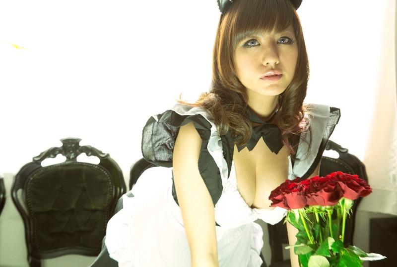 【ヴァネッサ・パンのエロ画像】セクシーでエロ可愛いコスプレがめちゃシコリティ高い台湾美女 64