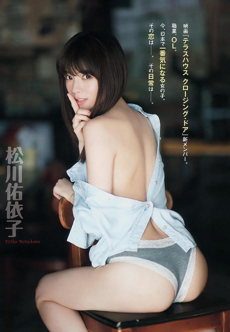 【松川佑依子エロ画像】女子大生やOLとして働きながらグラドルやってたEカップ巨乳美女 62