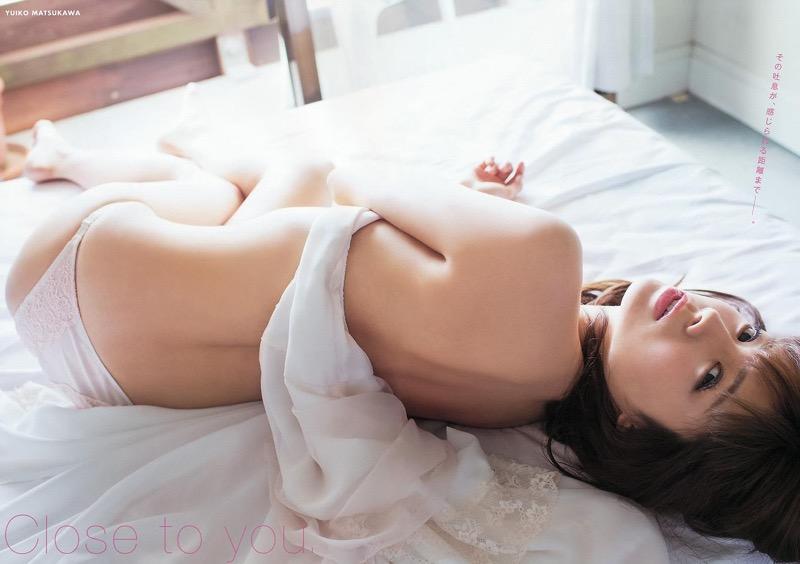 【松川佑依子エロ画像】女子大生やOLとして働きながらグラドルやってたEカップ巨乳美女 79
