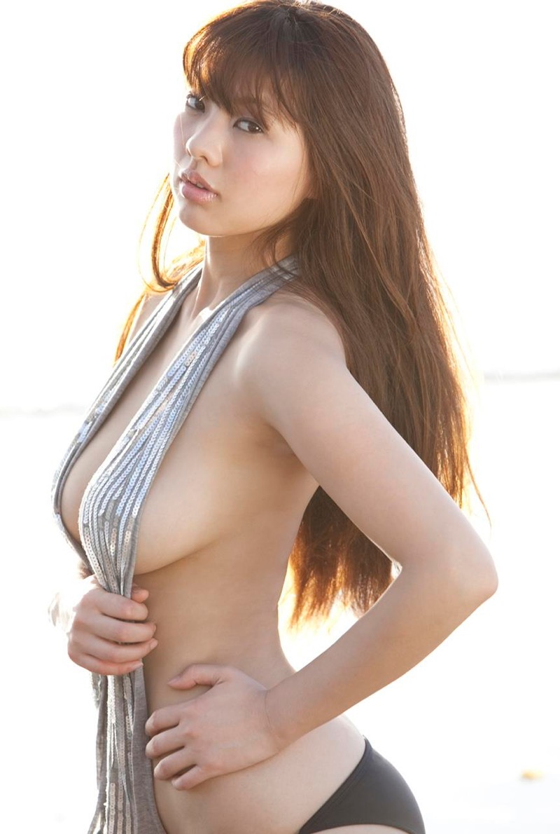 【松本さゆきグラビア画像】ぷっくりした厚めの唇が魅力的なGカップ巨乳のグラビアアイドル 50