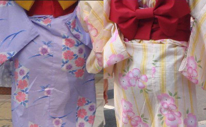【花火大会パンチラ画像】お祭りの雰囲気や花火の綺麗さに気を取られてパンツ全開の素人娘wwww 79