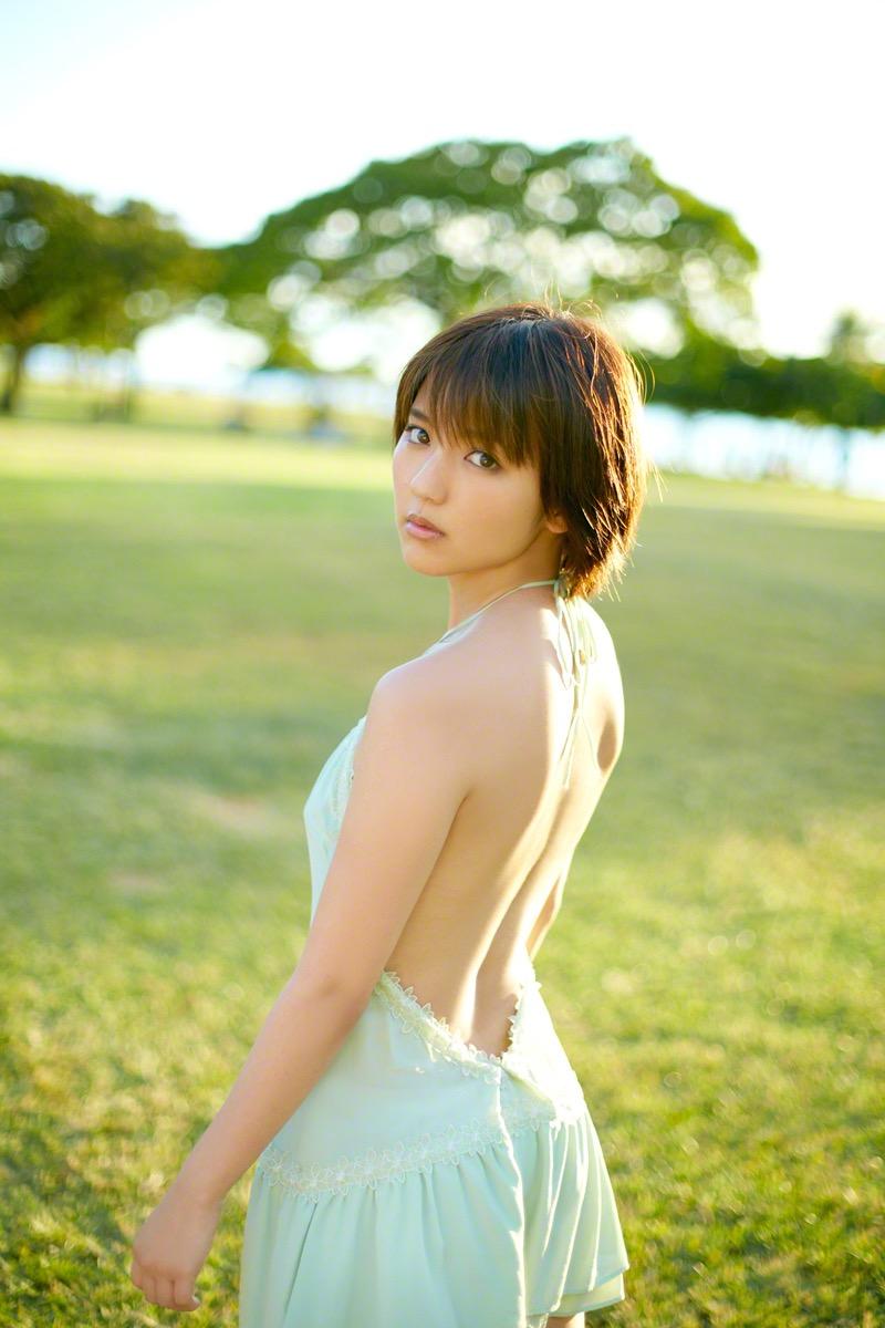 【真野恵里菜グラビア画像】元ハロプロ系アイドルのセクシーでちょっとエッチな水着姿! 11