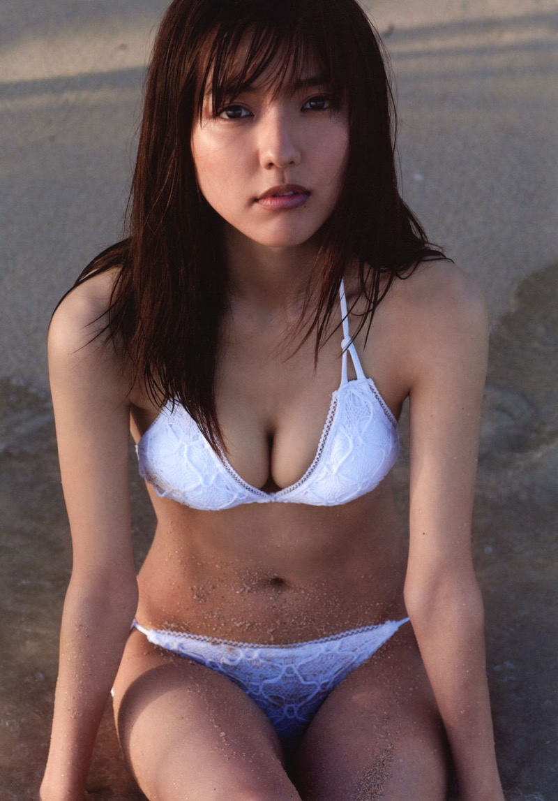 【真野恵里菜グラビア画像】元ハロプロ系アイドルのセクシーでちょっとエッチな水着姿! 46