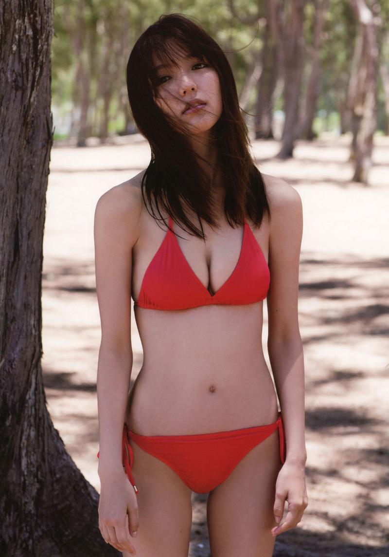 【真野恵里菜グラビア画像】元ハロプロ系アイドルのセクシーでちょっとエッチな水着姿! 49