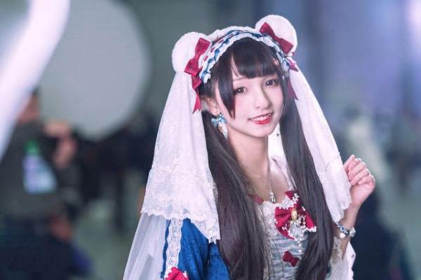 【中国人コスプレ画像】可愛くてクォリティが高いめちゃシコレベルのチャイナ発コスプレイヤー 09