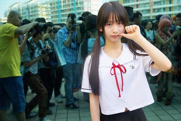 【中国人コスプレ画像】可愛くてクォリティが高いめちゃシコレベルのチャイナ発コスプレイヤー 24