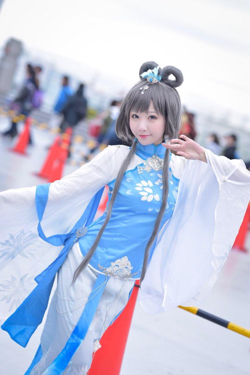 【中国人コスプレ画像】可愛くてクォリティが高いめちゃシコレベルのチャイナ発コスプレイヤー 73