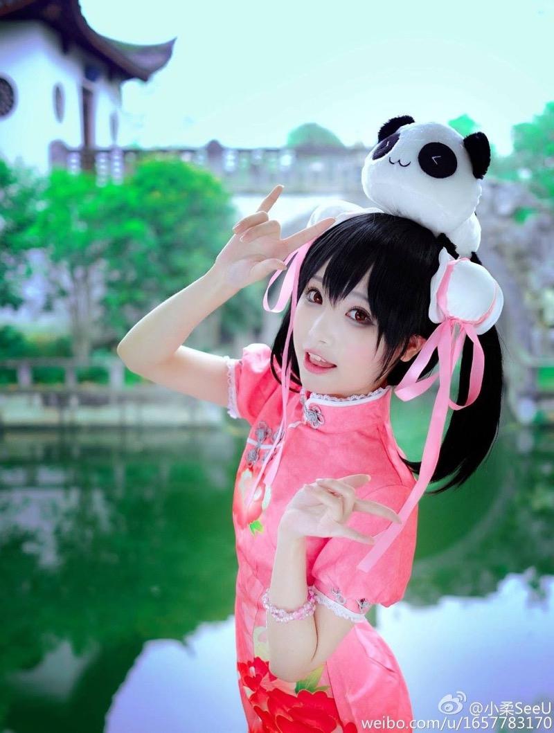 【中国人コスプレ画像】可愛くてクォリティが高いめちゃシコレベルのチャイナ発コスプレイヤー 76