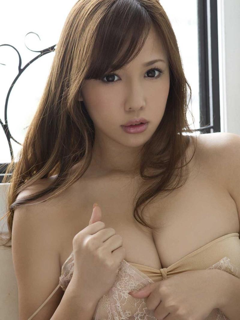 【丸高愛美グラビア画像】太めのウエストでもそれ以上に大きなお尻がとてもエロいEカップグラドル 48