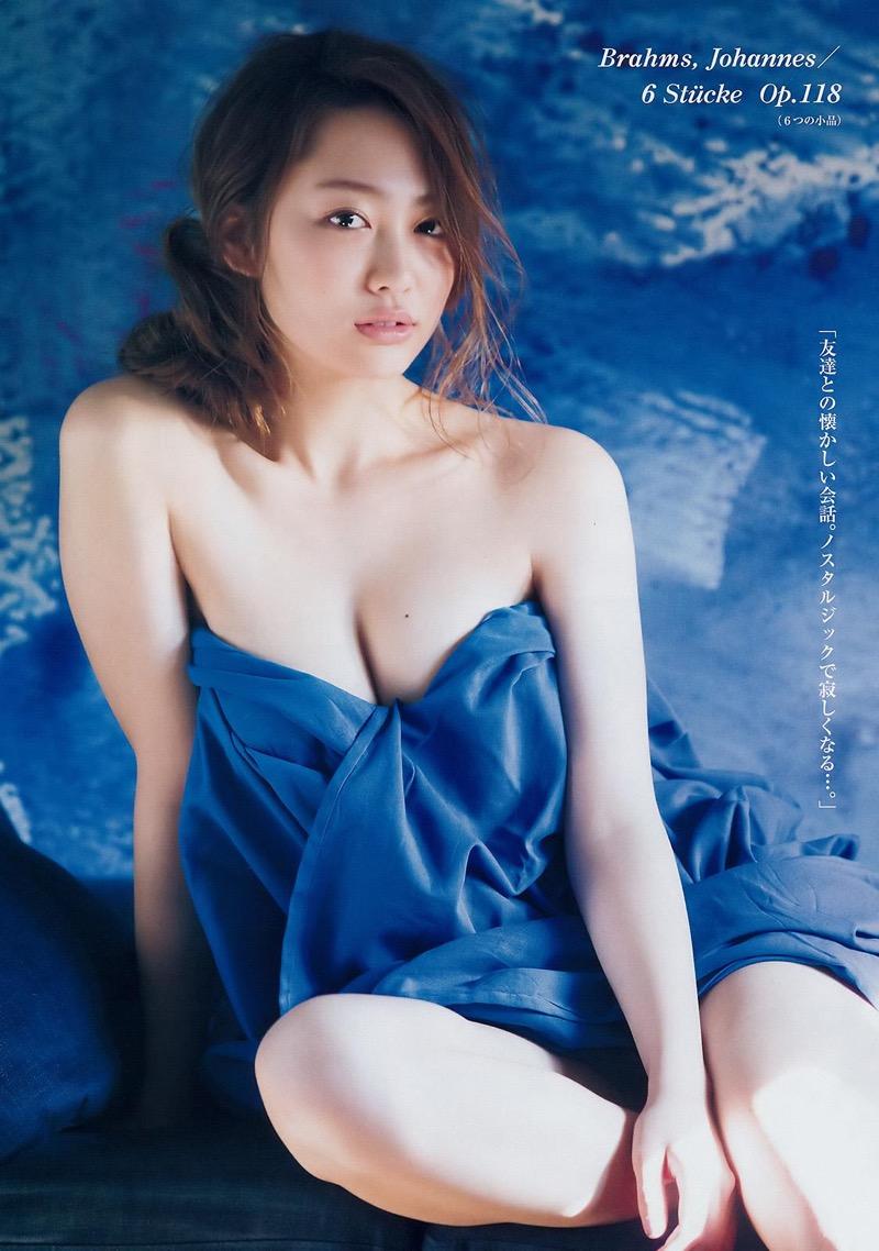【みうらうみグラビア画像】ファッションモデルの綺麗なスレンダーボディと胸元のホクロがエロい! 65