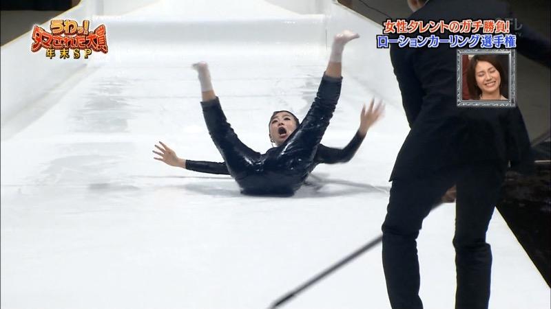 【放送事故画像】24時間テレビでおっぱいポロリしかけた鈴木奈々の大開脚が恥ずかし過ぎたwwww 16