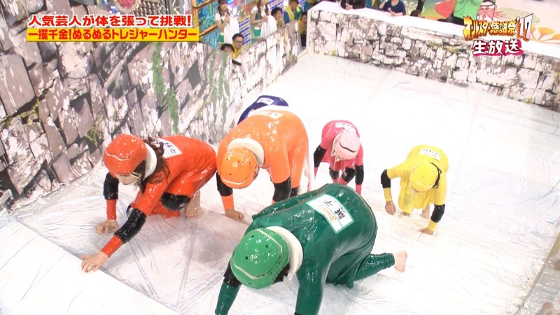 【放送事故画像】24時間テレビでおっぱいポロリしかけた鈴木奈々の大開脚が恥ずかし過ぎたwwww 24
