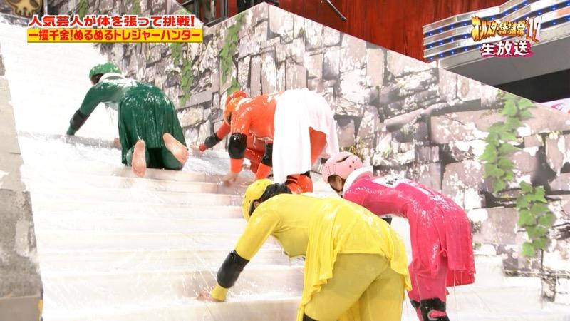 【放送事故画像】24時間テレビでおっぱいポロリしかけた鈴木奈々の大開脚が恥ずかし過ぎたwwww 25