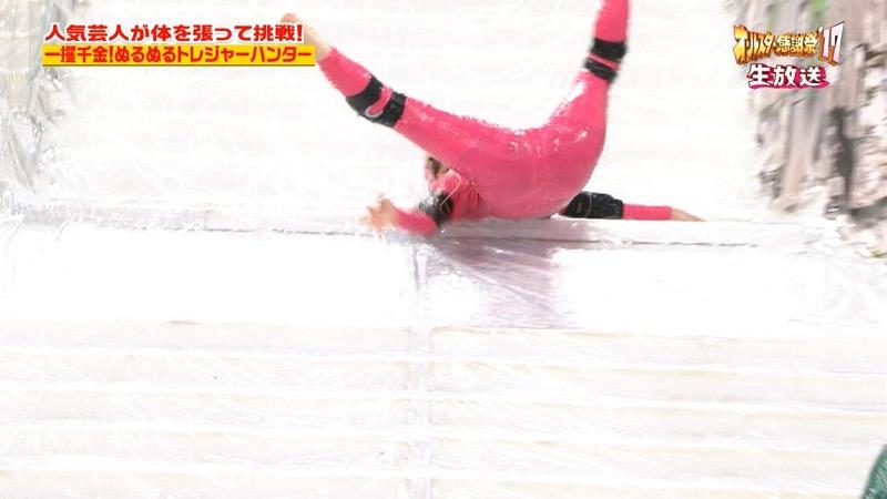 【放送事故画像】24時間テレビでおっぱいポロリしかけた鈴木奈々の大開脚が恥ずかし過ぎたwwww 31