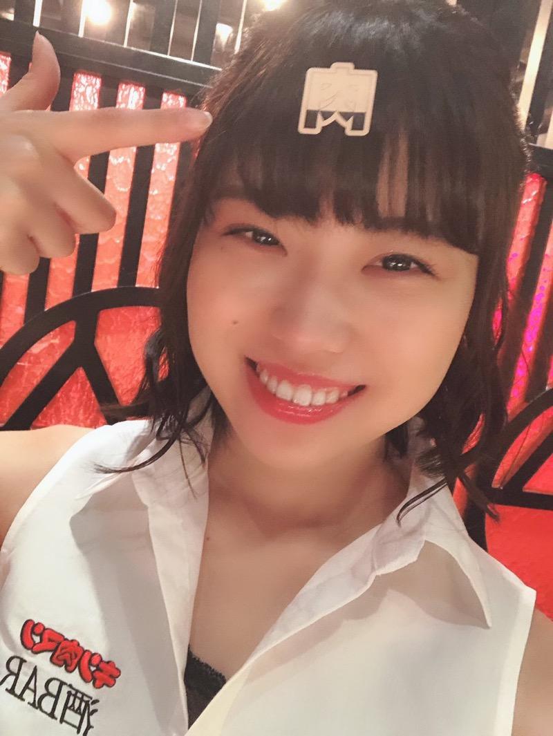 【麻亜子エロ画像】寄せたHカップ爆乳にチンコを突っ込んでパイズリ狭射したくなるグラビアアイドル 45
