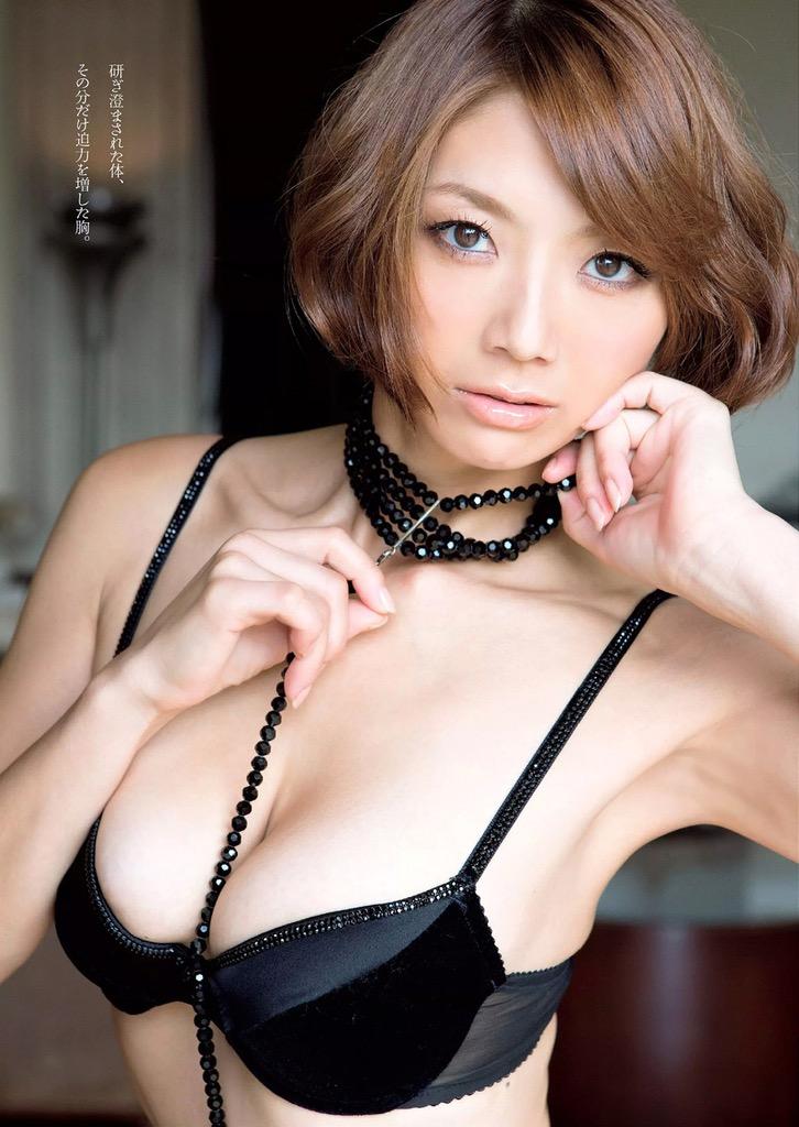 【相澤仁美グラビア画像】AV出演疑惑で干されてしまった爆乳グラドルは復帰を取るか家庭を取るか!? 55