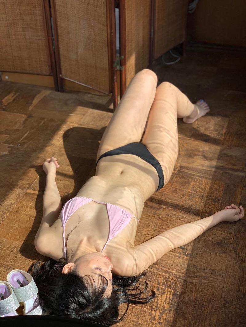 【鶴巻星奈エロ画像】イケナイ系グラドルとかいうセクシーさを全面に押し出した元ジュニアアイドルwwww 63