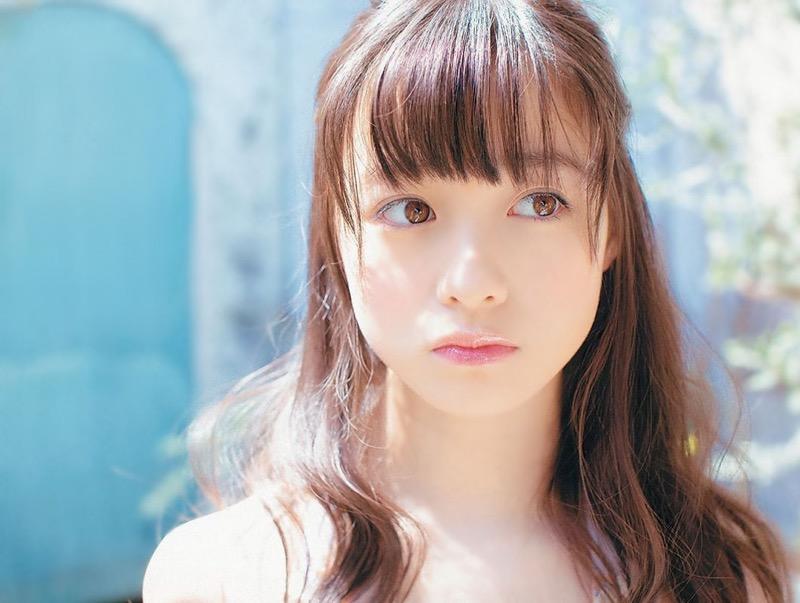 【橋本環奈グラビア画像】アイドル活動中に偶然撮られた1枚の写真で大ブレイクした奇跡の美少女