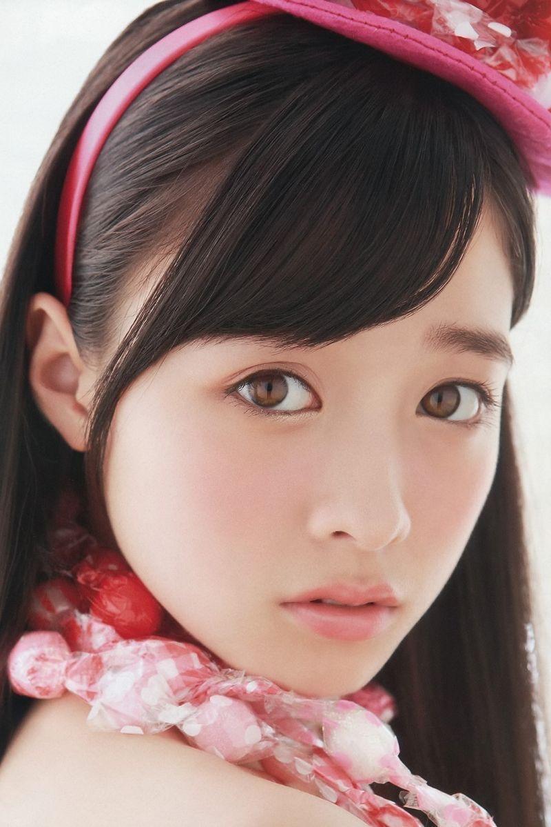 【橋本環奈グラビア画像】アイドル活動中に偶然撮られた1枚の写真で大ブレイクした奇跡の美少女 07