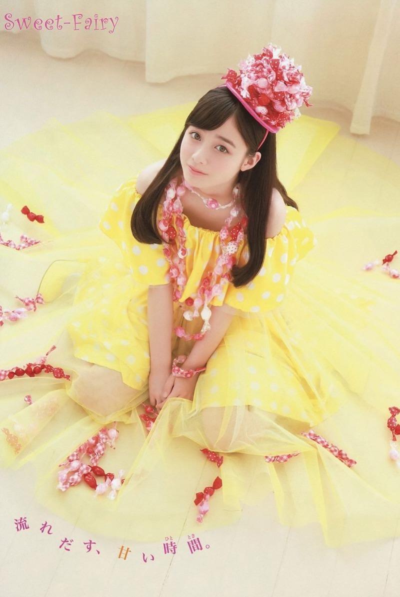 【橋本環奈グラビア画像】アイドル活動中に偶然撮られた1枚の写真で大ブレイクした奇跡の美少女 08