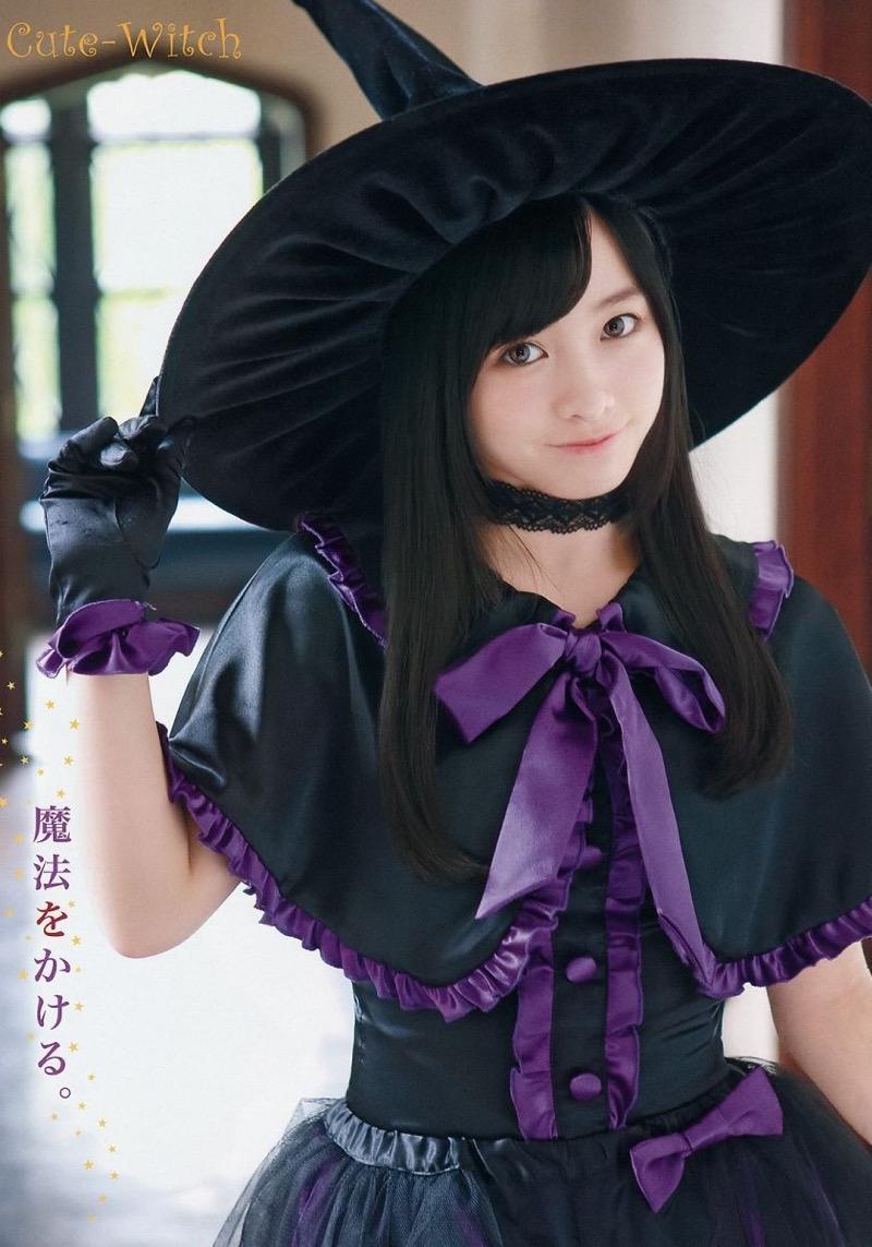 【橋本環奈グラビア画像】アイドル活動中に偶然撮られた1枚の写真で大ブレイクした奇跡の美少女 23