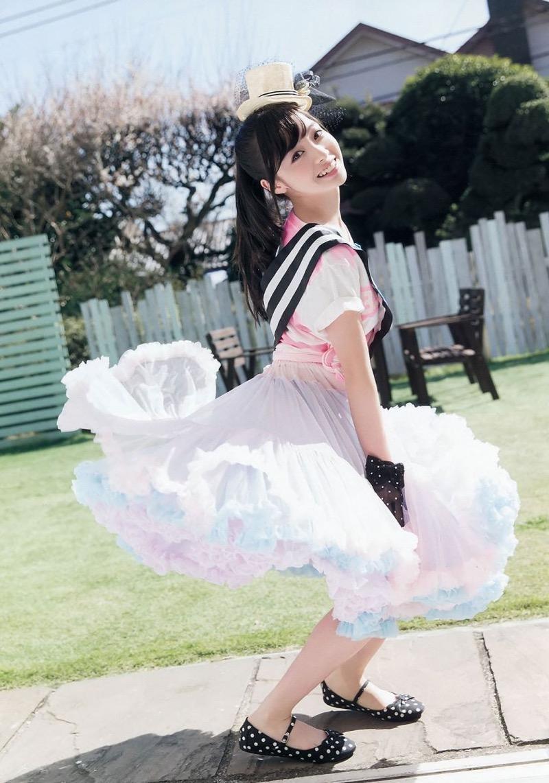 【橋本環奈グラビア画像】アイドル活動中に偶然撮られた1枚の写真で大ブレイクした奇跡の美少女 25
