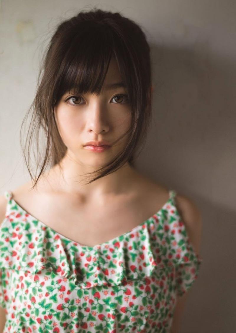 【橋本環奈グラビア画像】アイドル活動中に偶然撮られた1枚の写真で大ブレイクした奇跡の美少女 39