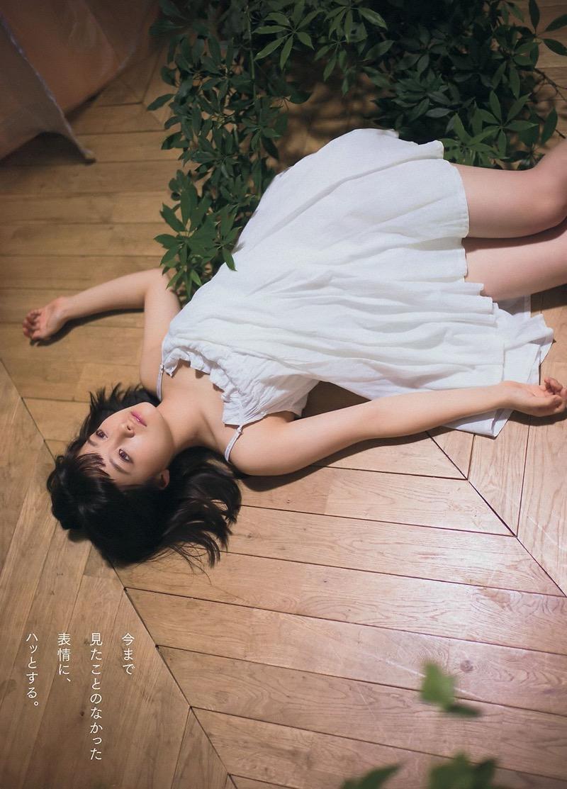【橋本環奈グラビア画像】アイドル活動中に偶然撮られた1枚の写真で大ブレイクした奇跡の美少女 42