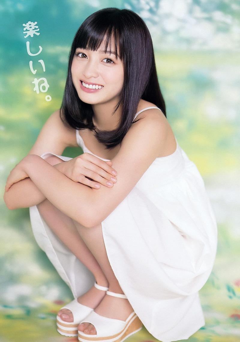 【橋本環奈グラビア画像】アイドル活動中に偶然撮られた1枚の写真で大ブレイクした奇跡の美少女 43