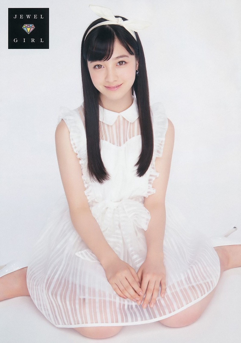 【橋本環奈グラビア画像】アイドル活動中に偶然撮られた1枚の写真で大ブレイクした奇跡の美少女 44