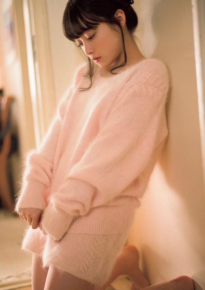 【橋本環奈グラビア画像】アイドル活動中に偶然撮られた1枚の写真で大ブレイクした奇跡の美少女 59