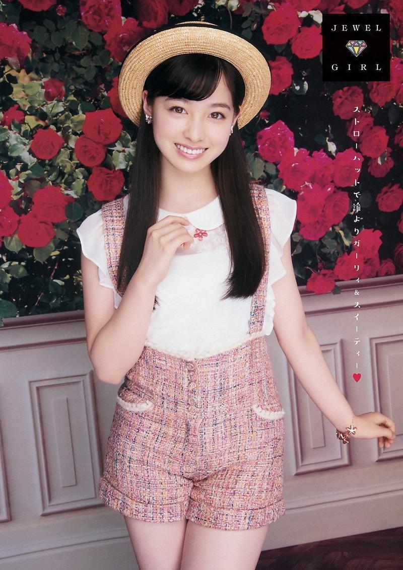 【橋本環奈グラビア画像】アイドル活動中に偶然撮られた1枚の写真で大ブレイクした奇跡の美少女 60