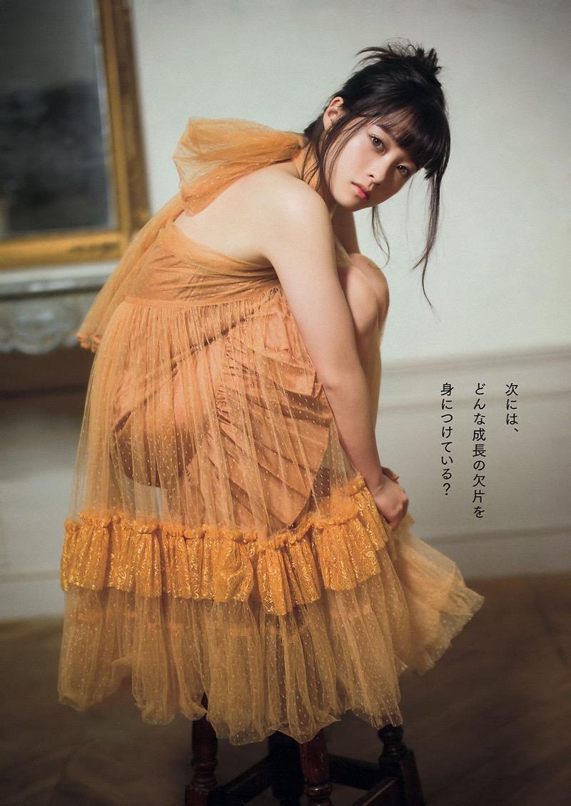 【橋本環奈グラビア画像】アイドル活動中に偶然撮られた1枚の写真で大ブレイクした奇跡の美少女 69