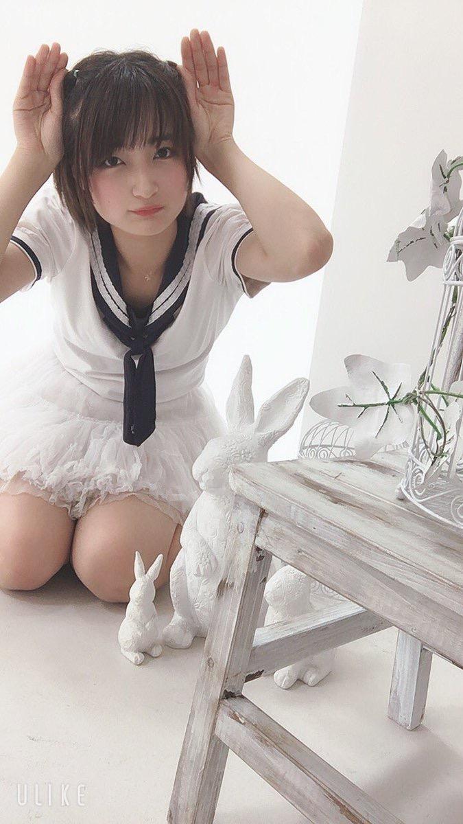 【宇佐美彩乃エロ画像】スレンダーな身体に意外と大きめなお尻がエッチなショートカットグラドル 37