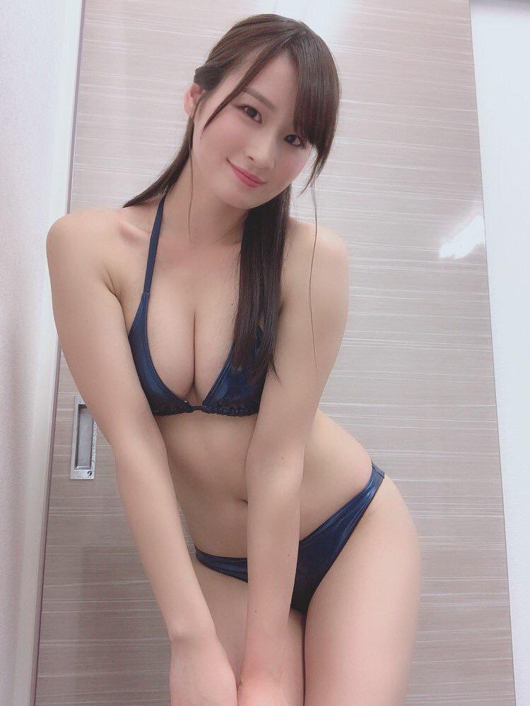 【清瀬汐希エロ画像】Gカップおっぱいをギリギリまで見せつける長身グラドルの着エロがめちゃシコ! 31