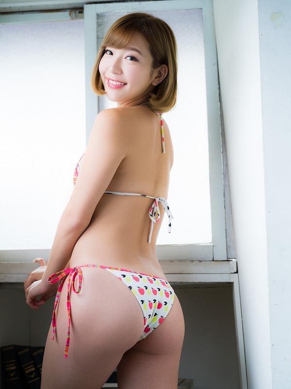【COCOグラビア画像】ハメ撮りチャットがバレて引退した石原佑里子が改名してグラビア復活! 25