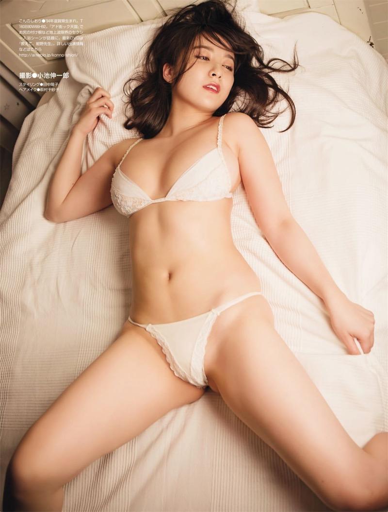 【紺野栞エロ画像】Hカップ爆乳が売りのグラビアアイドルがカップ数を縮める手術を受けるってマジかwwww 69