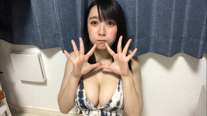 【紺野栞エロ画像】Hカップ爆乳が売りのグラビアアイドルがカップ数を縮める手術を受けるってマジかwwww 73