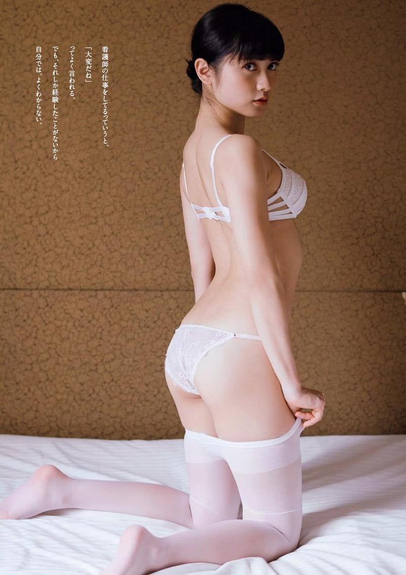【桃月なしこグラビア画像】素人コスプレイヤーからグラドルデビューした現役看護師の巨乳お姉さん 06