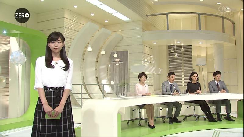 【放送事故画像】日テレ女子アナの久野静香さん太ももを見せたりヤバい表情を画面に晒してしまうwwww 09