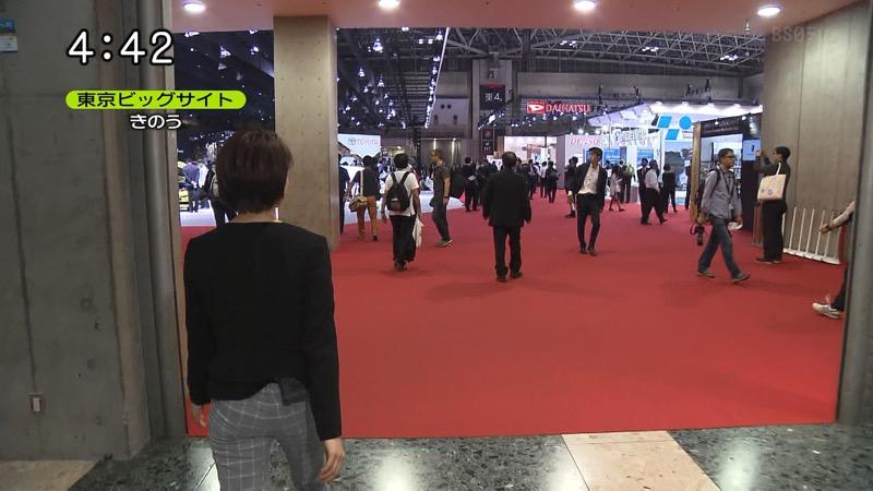 【放送事故画像】日テレ女子アナの久野静香さん太ももを見せたりヤバい表情を画面に晒してしまうwwww 12