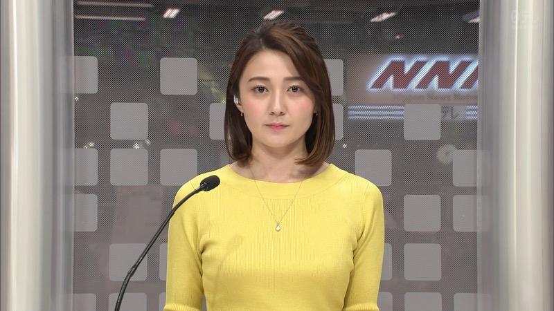 【放送事故画像】日テレ女子アナの久野静香さん太ももを見せたりヤバい表情を画面に晒してしまうwwww 43