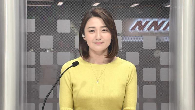 【放送事故画像】日テレ女子アナの久野静香さん太ももを見せたりヤバい表情を画面に晒してしまうwwww 49