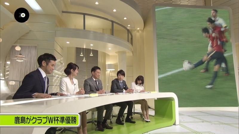【放送事故画像】日テレ女子アナの久野静香さん太ももを見せたりヤバい表情を画面に晒してしまうwwww 50