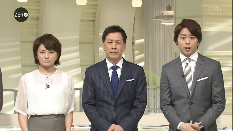 【放送事故画像】日テレ女子アナの久野静香さん太ももを見せたりヤバい表情を画面に晒してしまうwwww 58