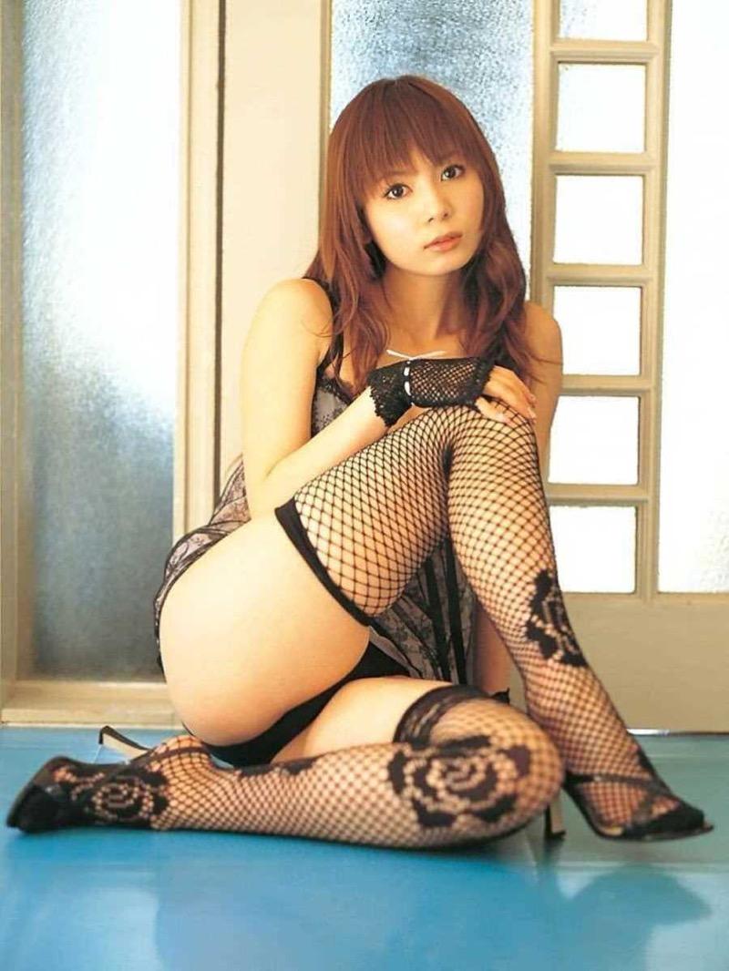【タレント下着エロ画像】綺麗な美人タレント達が身につけたセクシーランジェリー姿がめちゃシコい! 64